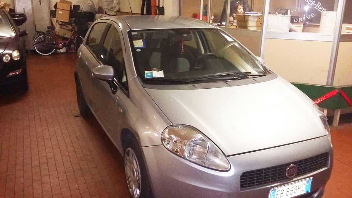 FIAT PUNTO 1300 CC