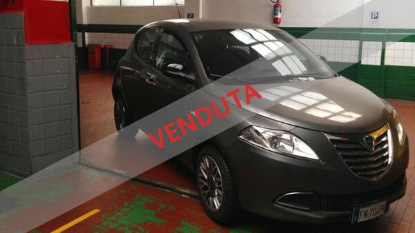LANCIA YPSILON 1200cc ECOCHIC